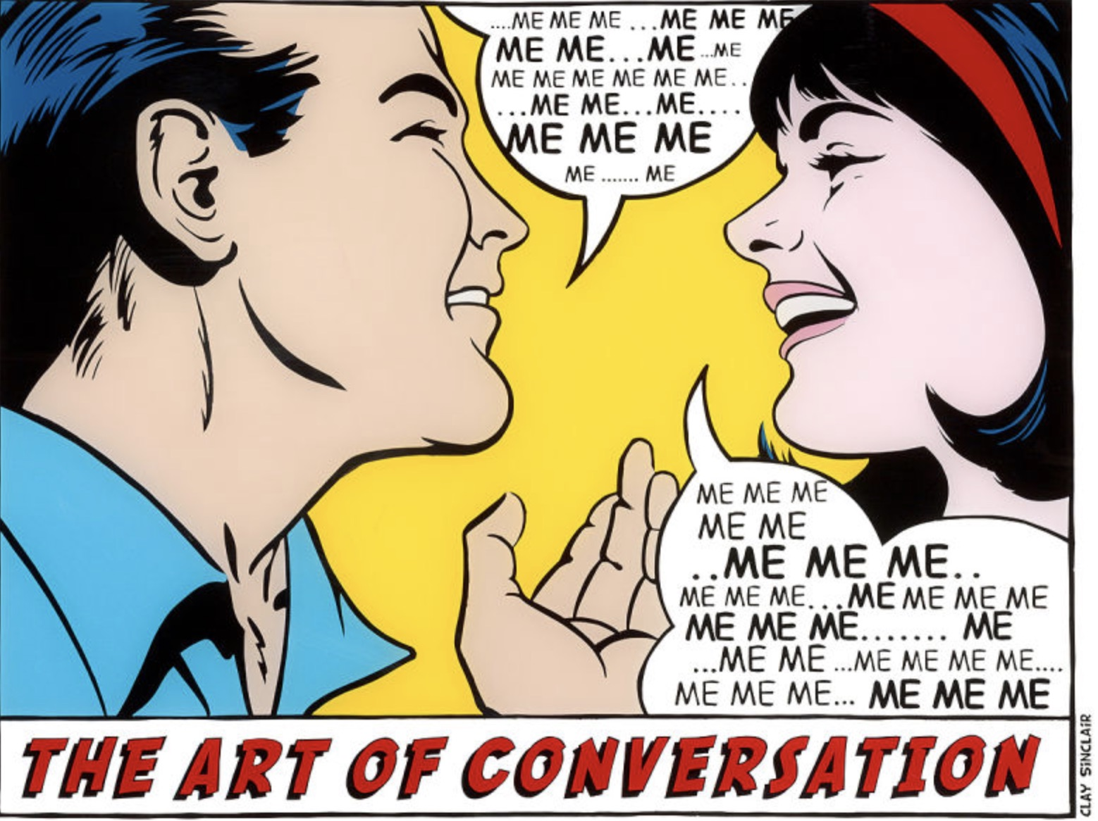 , Probing Conversations, Lateral Communications
